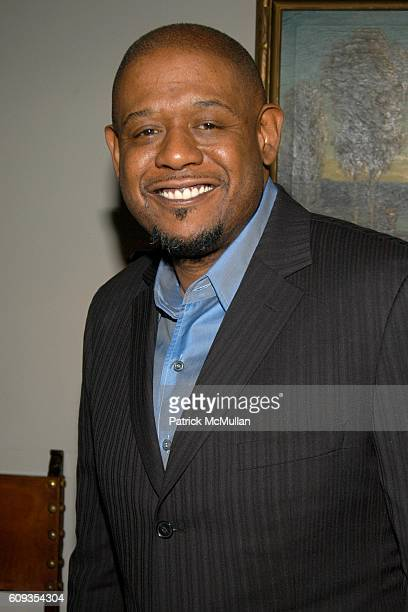 Forest Whitaker attends HBO's Annual PRE-GOLDEN GLOBES Reception at Chateau Marmont on January 13, 2007 in Los Angeles, CA.