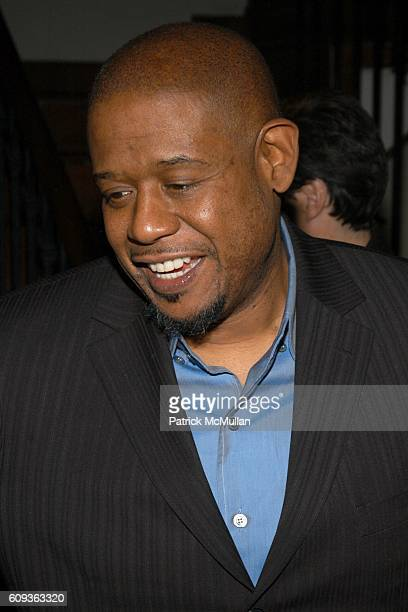 Forest Whitaker attends HBO's Annual PREGOLDEN GLOBES Reception at Chateau Marmont on January 13 2007 in Los Angeles CA