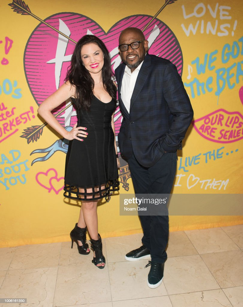 """""""Head Over Heels"""" Broadway Opening Night - After Party : News Photo"""