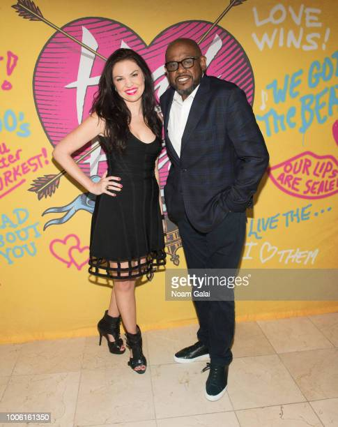 Forest Whitaker attends the Head Over Heels Broadway opening night after party at Gustavino's on July 26 2018 in New York City
