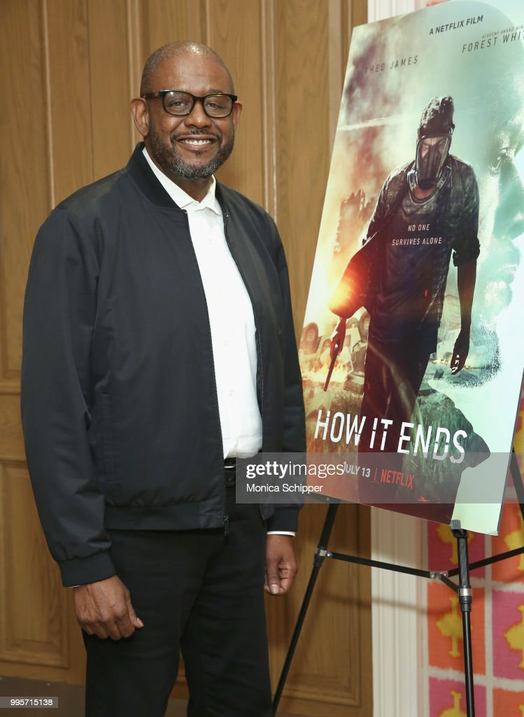 Forest Whitaker attends the 'How It Ends' Screening hosted by Netflix at Crosby Street Hotel on July 10, 2018 in New York City.