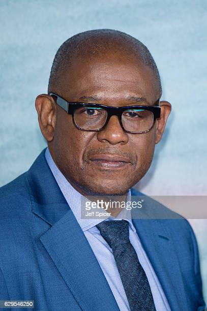 Forest Whitaker attends the launch event for Rogue One A Star Wars Story at Tate Modern on December 13 2016 in London England