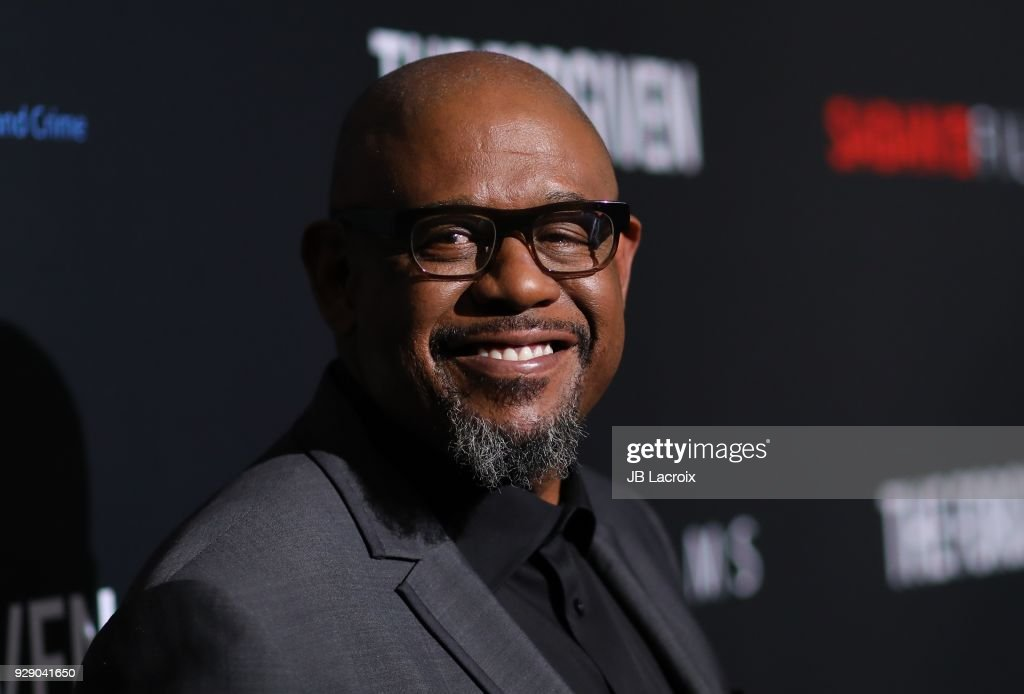 Forest Whitaker attends the premiere Of Saban Films' 'The Forgiven' held at Directors Guild Of America on March 7, 2018 in Los Angeles, California.