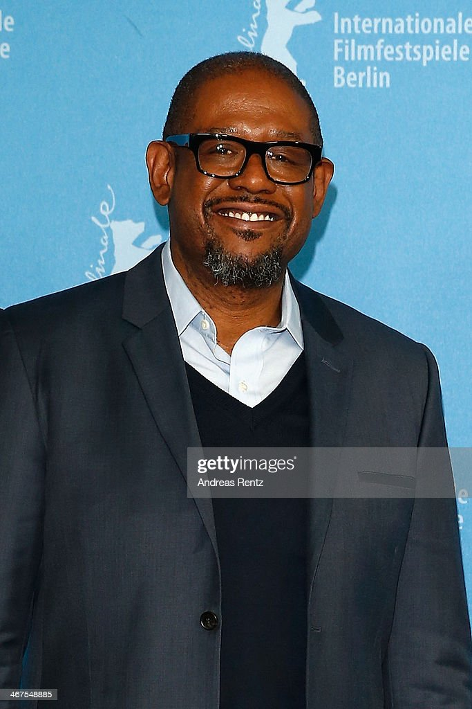 Forest Whitaker attends the 'Two Men in Town' (La voie de l'ennemi) photocall during 64th Berlinale International Film Festival at Grand Hyatt Hotel on February 7, 2014 in Berlin, Germany.