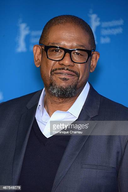 Forest Whitaker attends the 'Two Men in Town' photocall during 64th Berlinale International Film Festival at Grand Hyatt Hotel on February 7 2014 in...