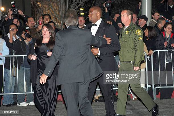 Forest Whitaker attends VANITY FAIR Oscar Party at Morton's on February 25 2007 in Los Angeles CA