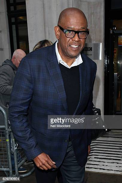 Forest Whitaker seen at BBC Radio 2 on December 12 2016 in London England