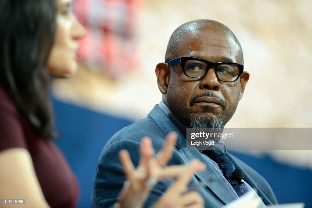 Forest Whitaker, UNESCO Special Envoy for Peace, speaks at The 2017 Concordia Annual Summit at Grand Hyatt New York on September 18, 2017 in New York City.