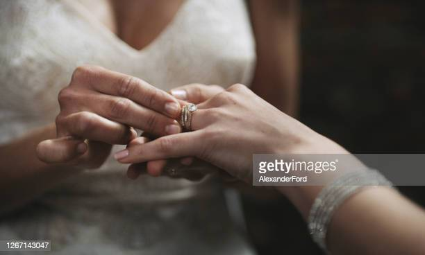 forever starts right now - married stock pictures, royalty-free photos & images