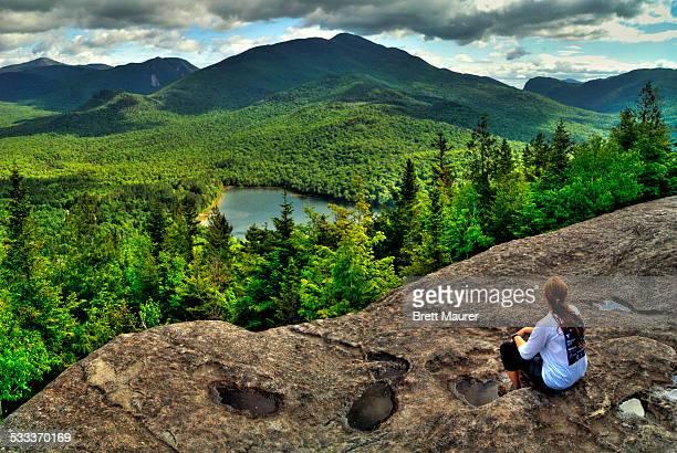 Forever Wild, Adirondack High Peaks