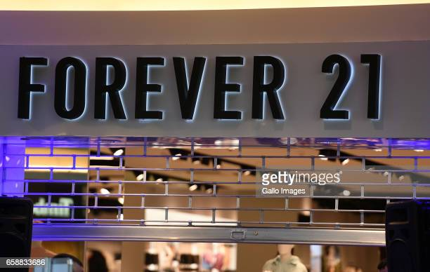 forever 21 stock photos and pictures getty images