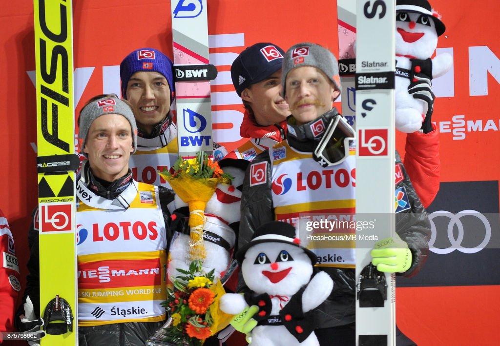 FIS Ski Jumping World Cup - Wisla : News Photo