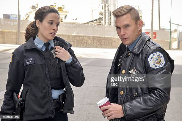 D Forget My Name Episode 308 Pictured Marina Squerciati as Kim Burgess Brian Geraghty as Sean Roman