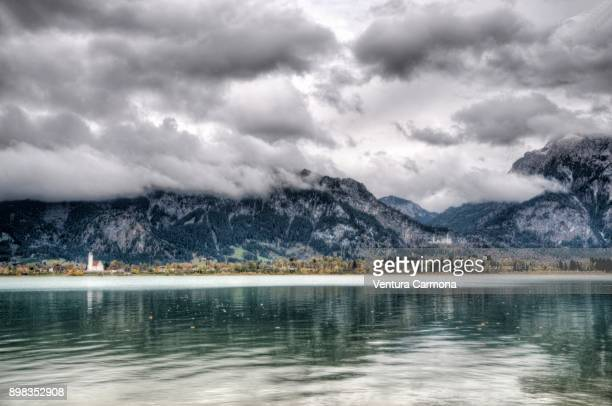 Forggensee Lake - Bavaria, Germany