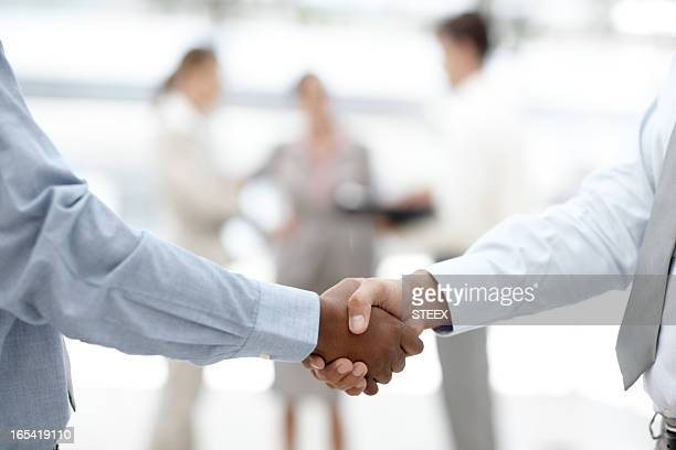 Forging corporate alliances