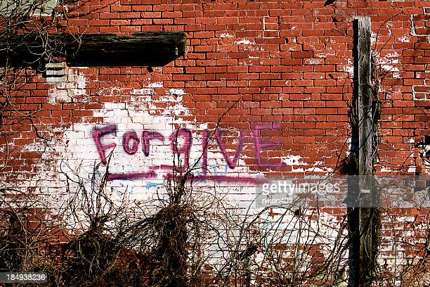 Forgive Graffiti