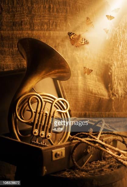 Forgotten French horn music