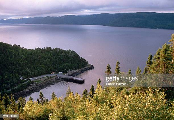 forillon national park in quebec - forillon national park stock pictures, royalty-free photos & images
