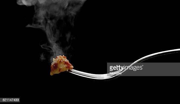 Fork with orecchietta