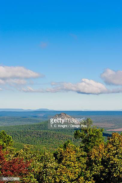 Forked mountain from the South, Ouachita National Forest