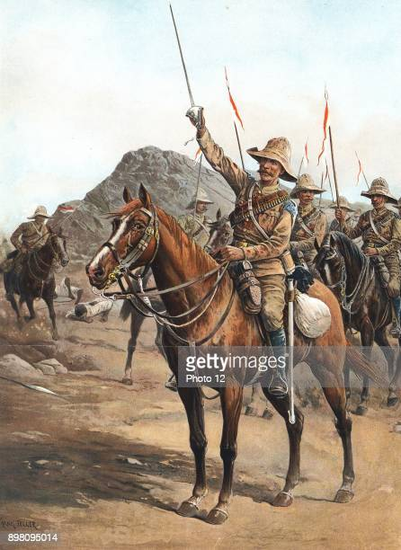 Form Up No 2 Form Up' Rallying cry of SergeantMajor Veysey after charge of 21st Lancers at Omdurman 2 September 1898 British under Kitchener defeated...