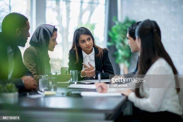 formal business meeting - emigration and immigration stock pictures, royalty-free photos & images