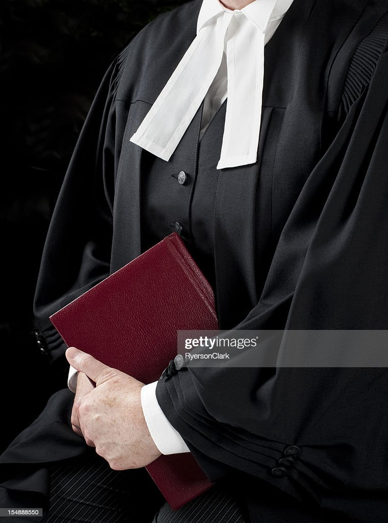 Formal Court Gowns : Stock Photo