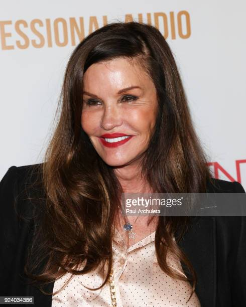 Formal Fashion Model Janice Dickinson attends the Gifting Your Spectrum gala benefiting Autism Speaks on February 24 2018 in Hollywood California