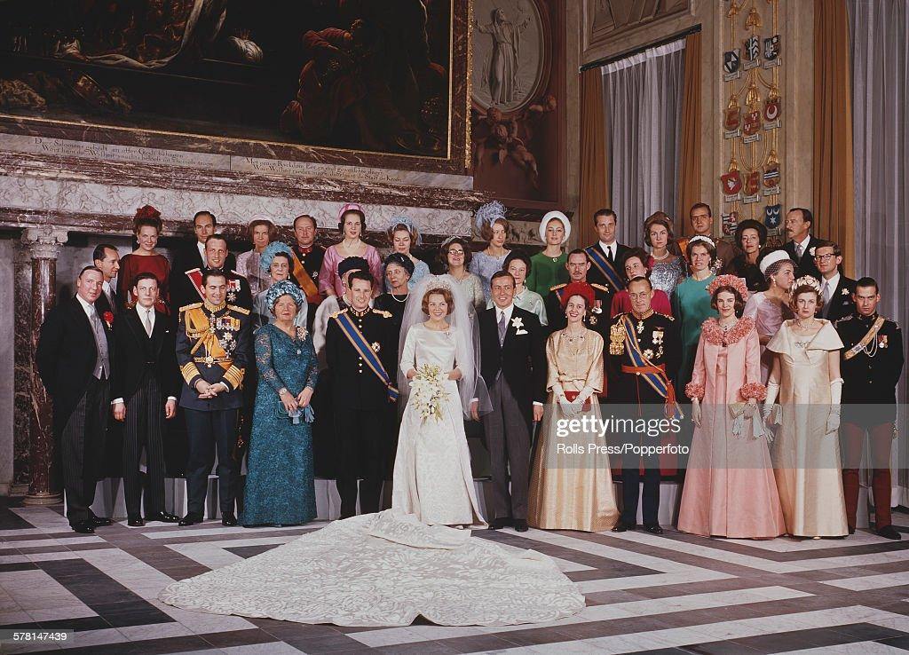 Wedding Of Princess Beatrix Of The Netherlands : ニュース写真