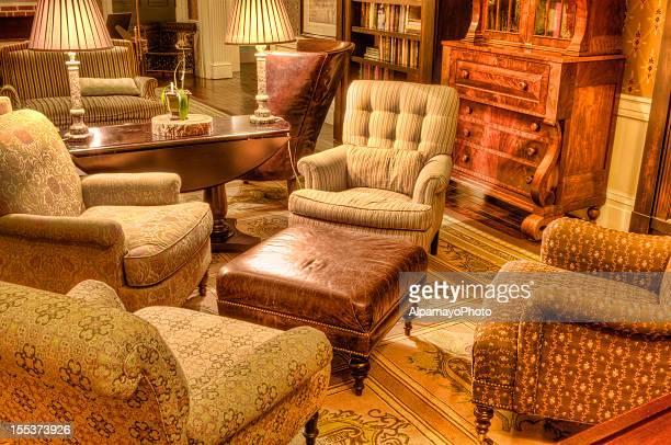 Formal Living room, antique luxury style - III