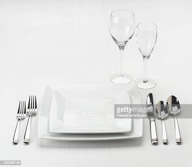 Formelle placesetting