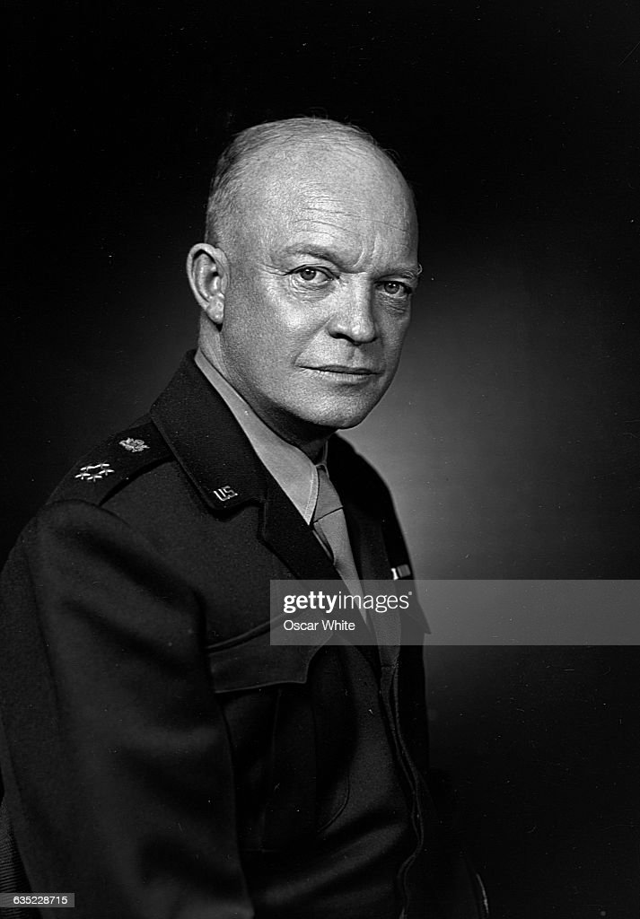 General dwight d eisenhower pictures getty images a formal portrait of five star general dwight d eisenhower 1890 1969 publicscrutiny Image collections