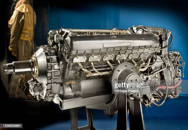 Formed in 1906 to produce automobiles, Rolls-Royce was asked to begin designing and building aircraft engines at the outbreak of World War I in 1914....