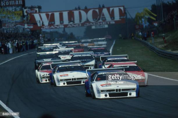 bmw m1 procar photos et images de collection getty images. Black Bedroom Furniture Sets. Home Design Ideas
