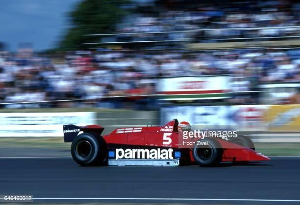 Formel 1 Grand Prix England 1979 Silverstone Niki Lauda BrabhamAlfa Romeo BT48 wwwhochzweinet copyright HOCH ZWEI / Ronco