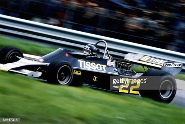 Formel 1 Grand Prix Italien 1976 Monza Jacky Ickx EnsignFord N176 wwwhochzweinet copyright HOCH ZWEI / Ronco
