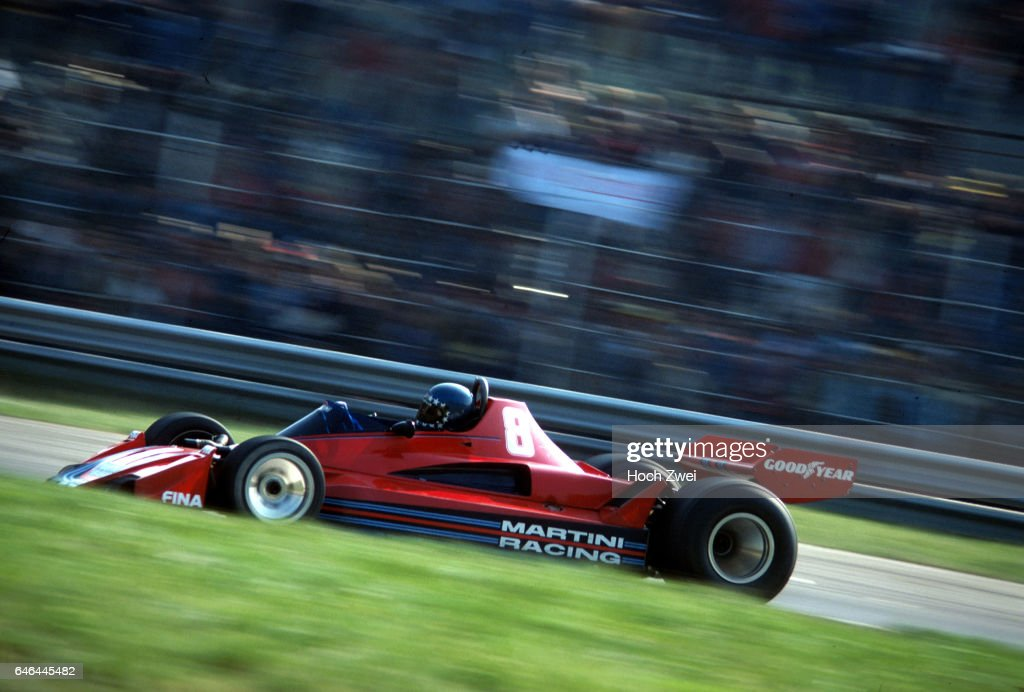 Formel 1, Grand Prix Italien 1977, Monza, 11.09.1977 Hans-Joachim Stuck, Brabham-Alfa Romeo BT45B www.hoch-zwei.net , co : News Photo