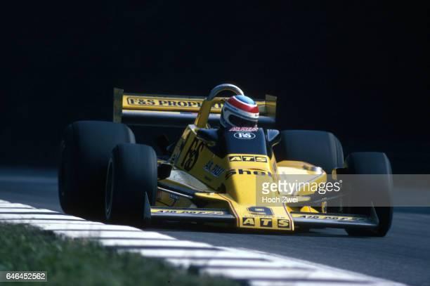 Formel 1 Grand Prix Italien 1978 Monza Michael Bleekemolen ATSFord HS1 wwwhochzweinet copyright HOCH ZWEI / Ronco