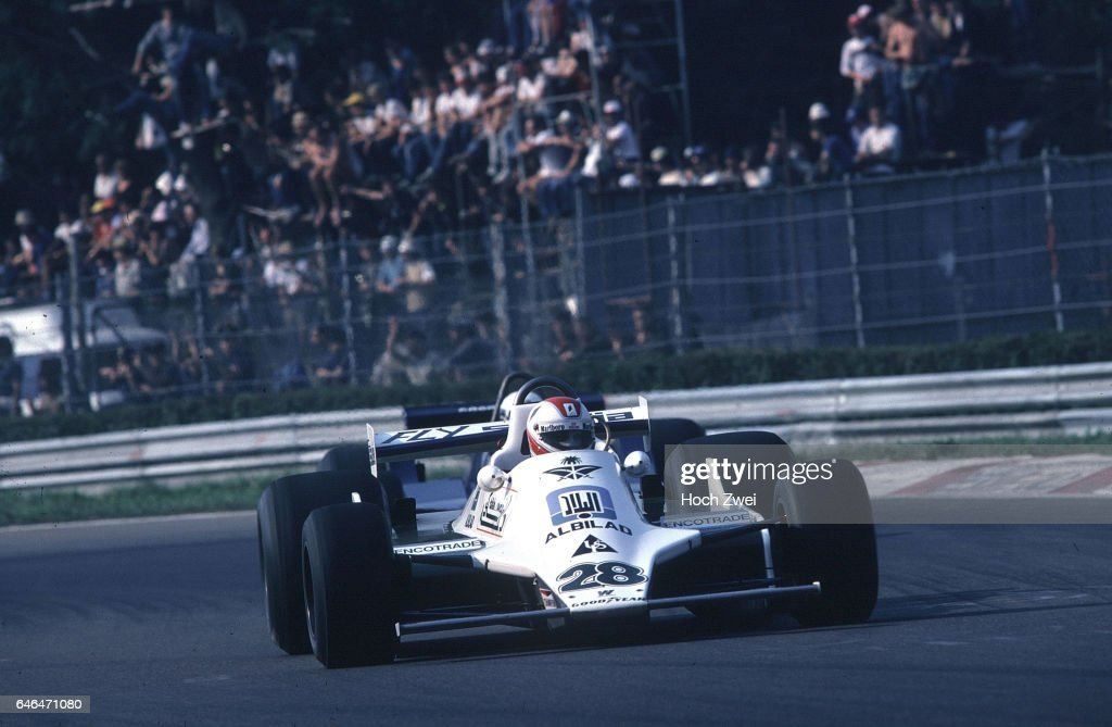Formel 1, Grand Prix Italien 1979, Monza, 09.09.1979 Clay Regazzoni, Williams-Ford FW07 www.hoch-zwei.net , copyright: H : News Photo