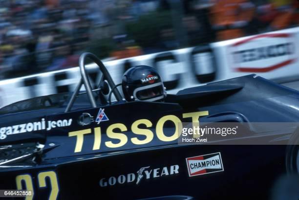Formel 1 Grand Prix Monaco 1977 Monte Carlo Jacky Ickx EnsignFord N177 wwwhochzweinet copyright HOCH ZWEI / Ronco
