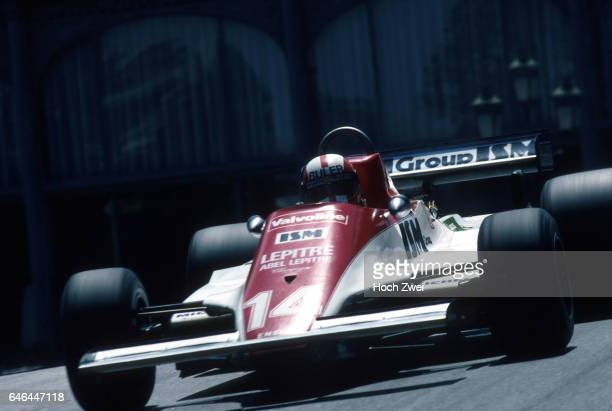 Formel 1 Grand Prix Monaco 1980 Monte Carlo Marc Surer EnsignFord N180B wwwhochzweinet copyright HOCH ZWEI / Ronco
