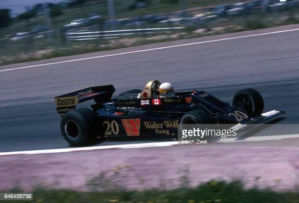 Formel 1, Grand Prix Spanien 1978, Jarama, Jody Scheckter, Wolf-Ford WR5 www.hoch-zwei.net , copyright: HOCH ZWEI / Ronco