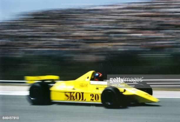 Formel 1, Grand Prix Spanien 1980, Jarama, Emerson Fittipaldi, Fittipaldi-Ford F7 www.hoch-zwei.net , copyright: HOCH ZWEI / Ronco