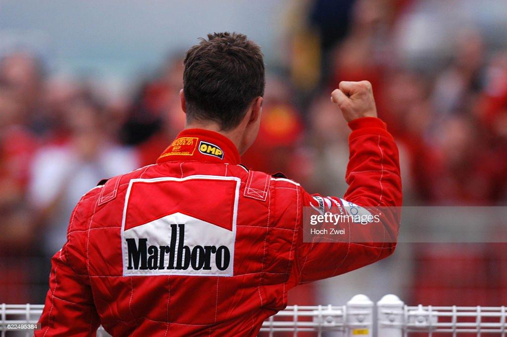 Schumacher Weltmeister