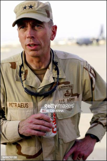 Former 101st Airborne Division Commanding General David Petraeus is tasked with rebuilding Iraq's security forces
