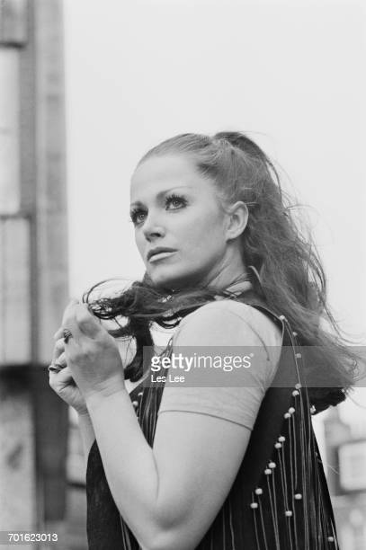 Former actress turned writer Jackie Collins UK 7th November 1971