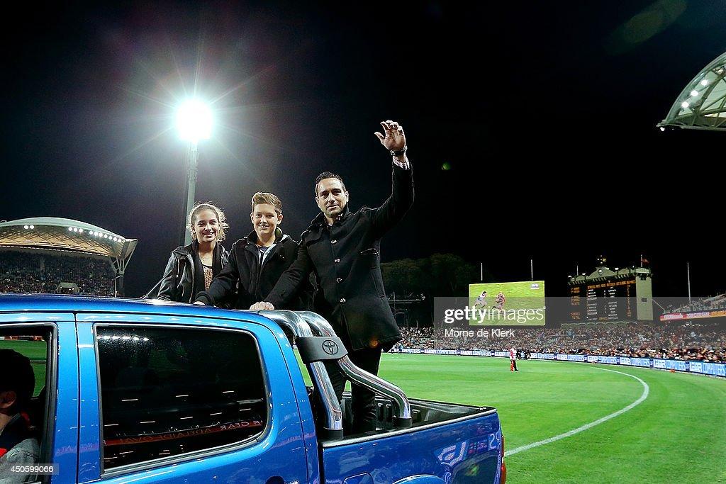 AFL Rd 13 - Adelaide v North Melbourne