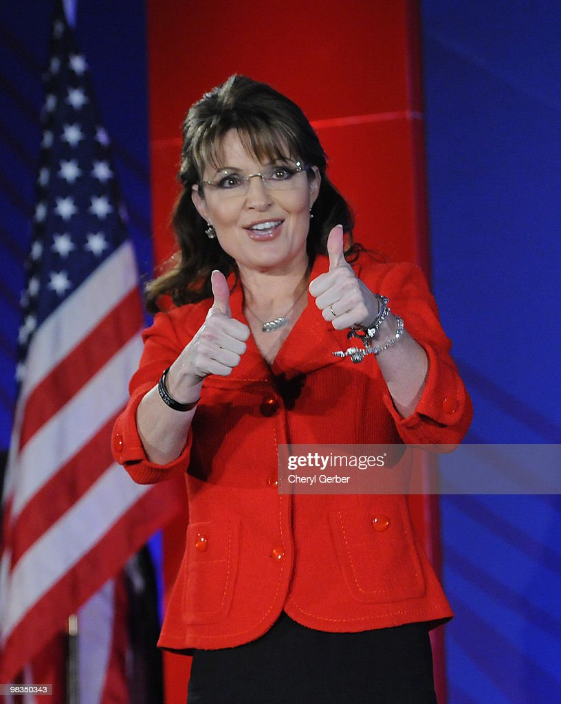 Palin, Jindal, And Perry Address Southern Republican Leadership Conference
