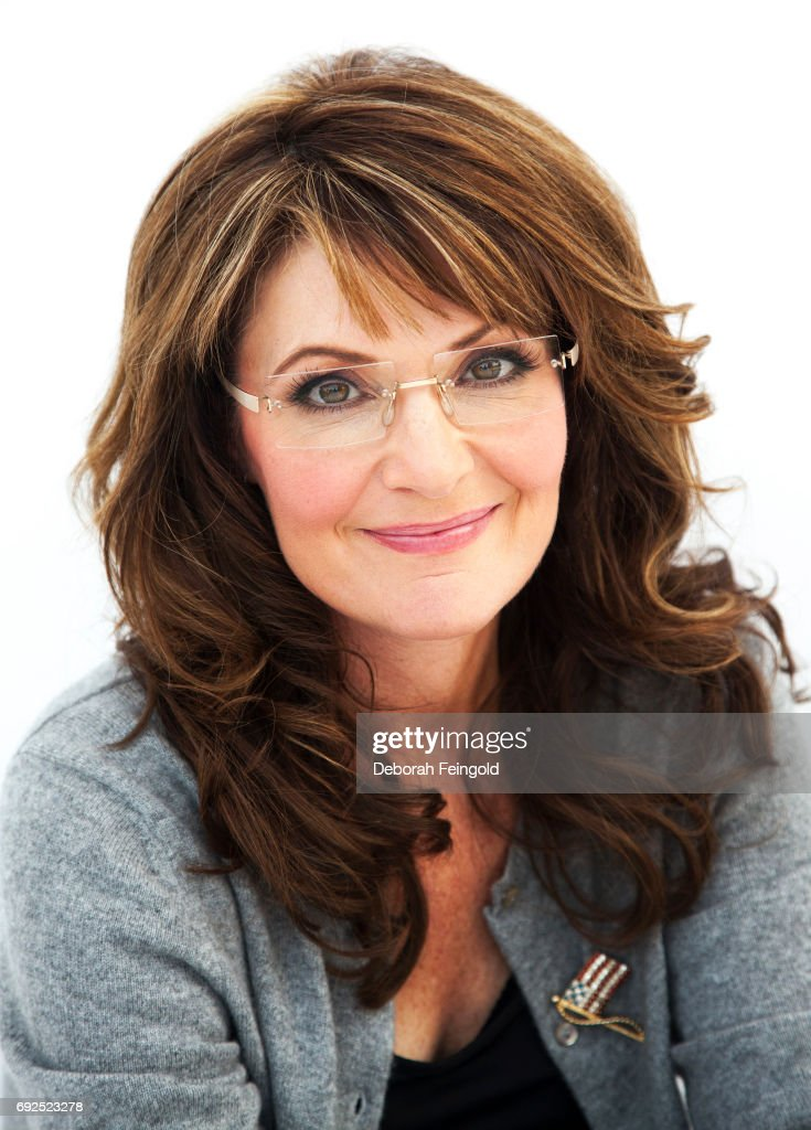 Sarah Palin Portrait Session : News Photo