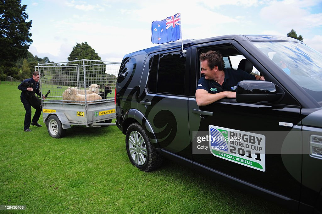 Land Rover Media Day